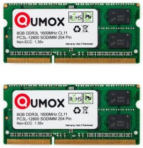 QUMOX-PC3-12800-SO-DIMM
